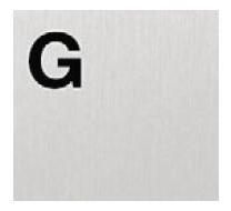 rodzaj powierzchni G