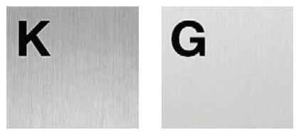 rodzaj powierzchni KiG